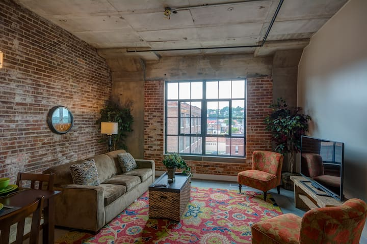Bluffview Penthouse-Novelty Lofts