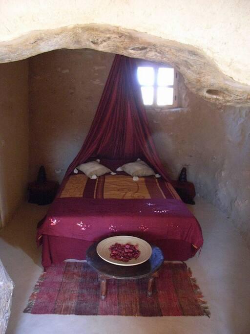 chambre cannelle The cinnamon suite