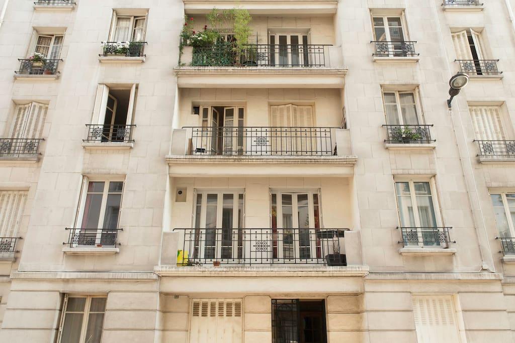 Chambre double port royal veme appartements louer paris le de france france - Chambre a louer ile de france ...