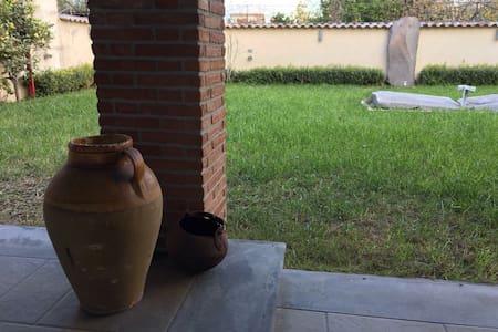 My Vesuvius spacious flat - Terzigno