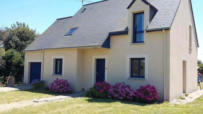 Belle maison à proximité de la plage - Saint-Lunaire - Haus