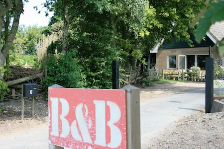 B&B en guesthouse Olling Art Inn - Barsingerhorn