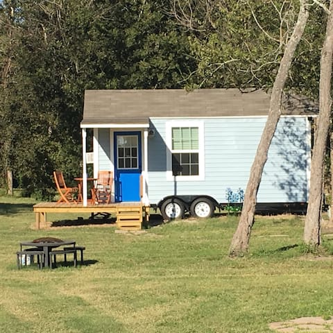 Holiday Acres Tiny House on Wheels - Manvel - Maison