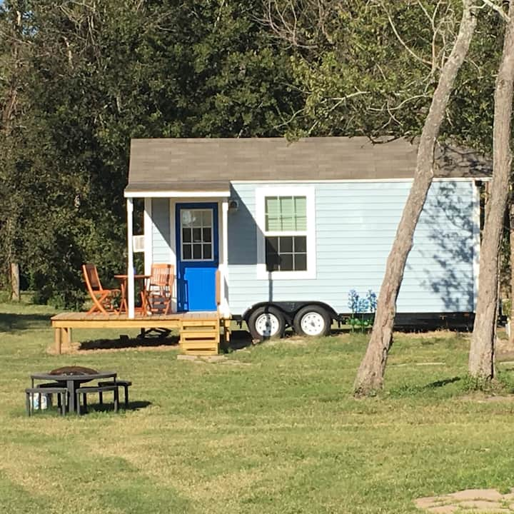 Holiday Acres Tiny House on Wheels