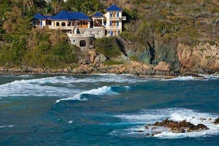 Villa Mistral - Cruz Bay - Villa