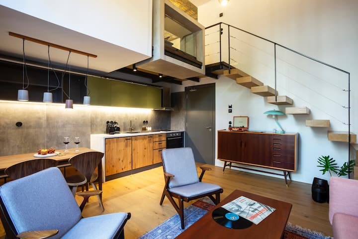 The Foundry Apartment C-1