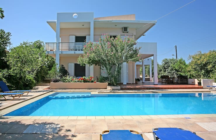 Villa Armonia apt (two bedrooms) - CHANIA - Apartament