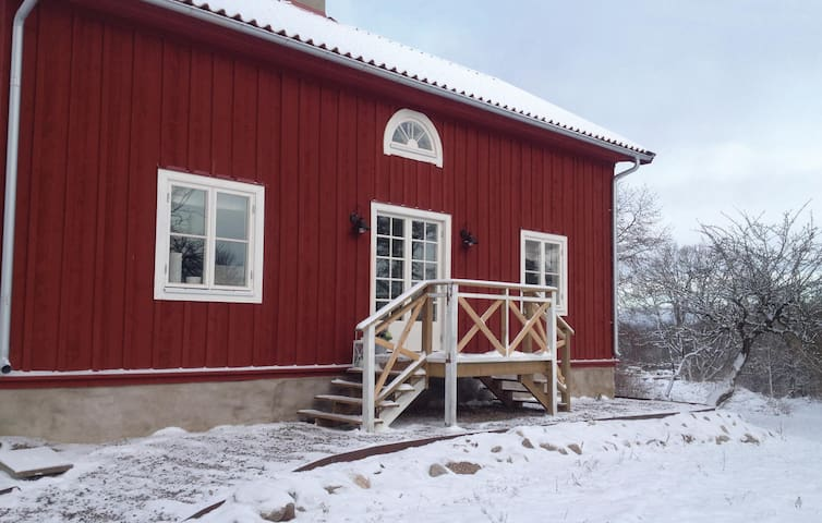 Holiday cottage with 3 bedrooms on 100 m² in Jönköping