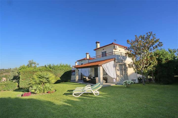 House with seaview, 130 sq.m, Hanioti, Halkidiki