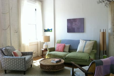 Soho Light Filled 2BD Great Views!