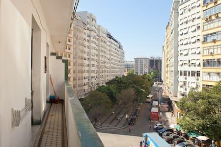 Quarto Centro - Rio de Janeiro 1 - Rio de Janeiro - Apartment