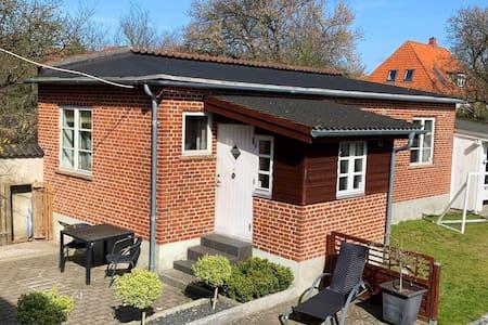 Skønt hus i hjertet af Esbjerg.