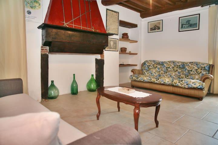 CARPE DIEM - APPARTAMENTO BEIGE - Colognora - Apartamento