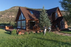 Picture of True Grit Rustic Mountain Retreat