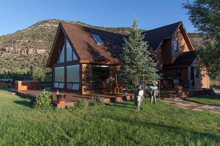True Grit Mountain Retreat - Ridgway