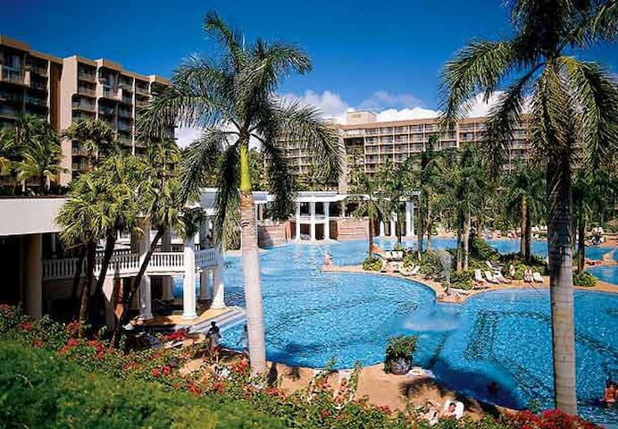 Marriott's Kauai Beach Club - Live Aloha! - Lihue - Timeshare