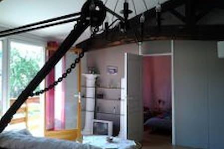 Loft charmant dans le Médoc - Queyrac