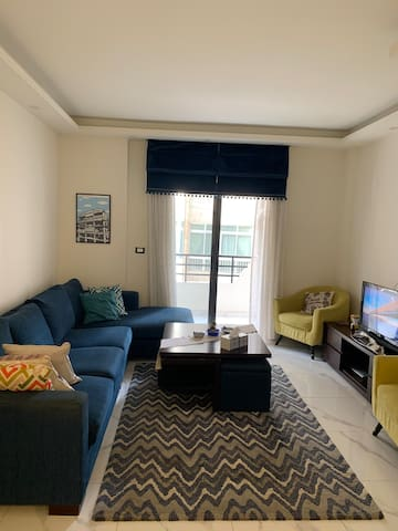 Cosy 2 bedroom flat in the heart of Beirut