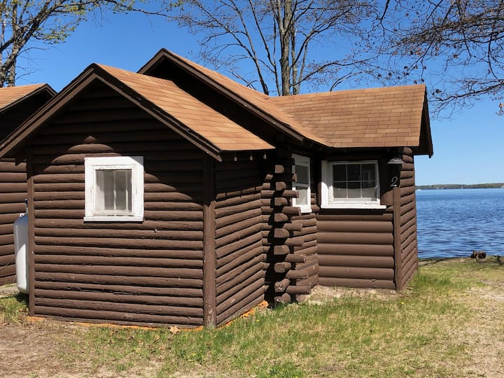 "Cabin #2 - ""Kitchitikipi"""