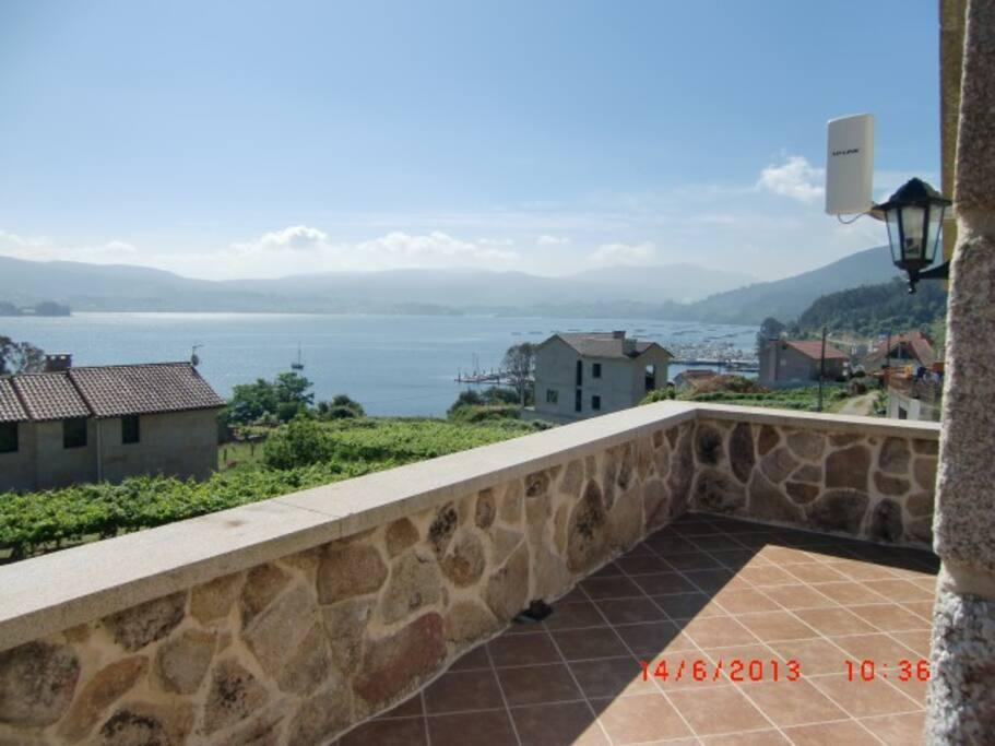 Original casa a 100 metros del mar casas en alquiler en - Casas del mar espana ...
