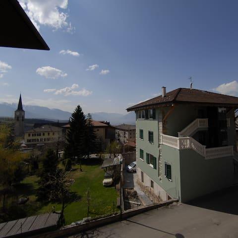 Vacanze tranquille nelle Dolomiti - Coredo - Apartament