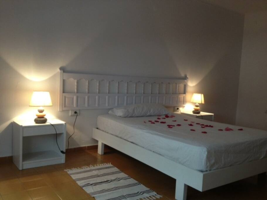 Double/Triple Room with big guardrobe.