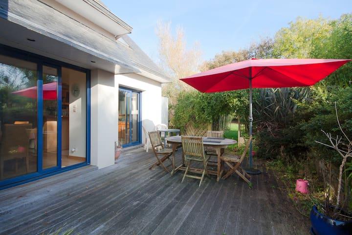 Chambres à louer dans une villa - Plouénan - Dom