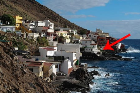 Right next to the sea - Santa Cruz de Tenerife - Wohnung