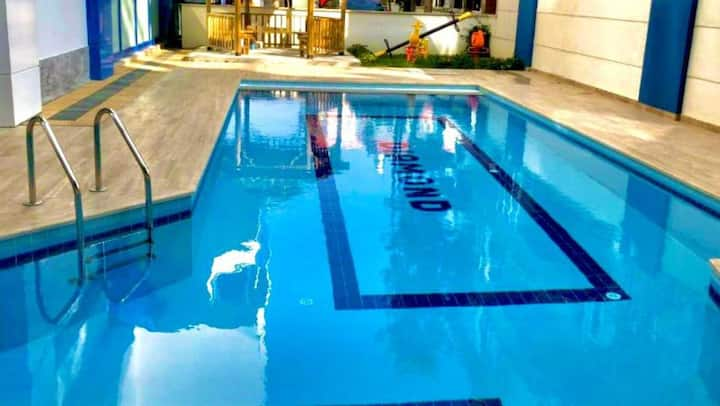 Site İçinde Ortak Havuzlu Lüks Residence-E5FA7F