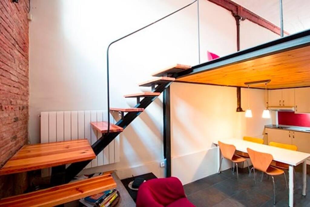 Appartamento barcellona centro appartamenti in affitto for B b barcellona economici centro