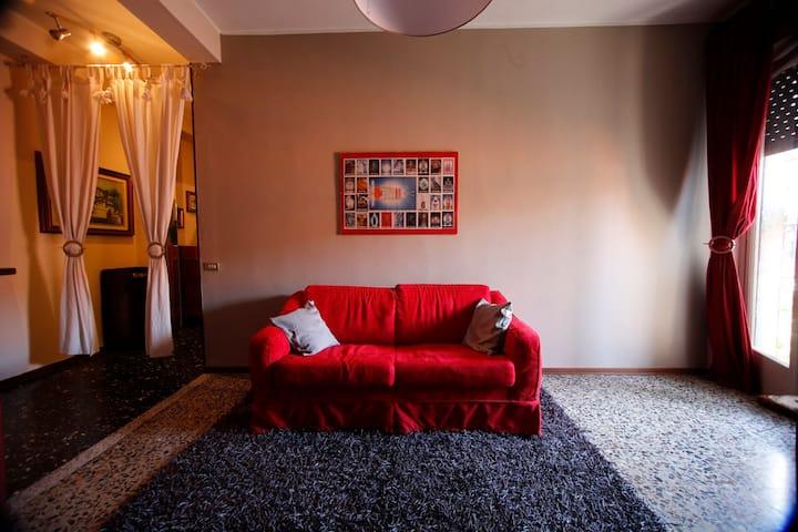 Appartamento in centro a Legnano