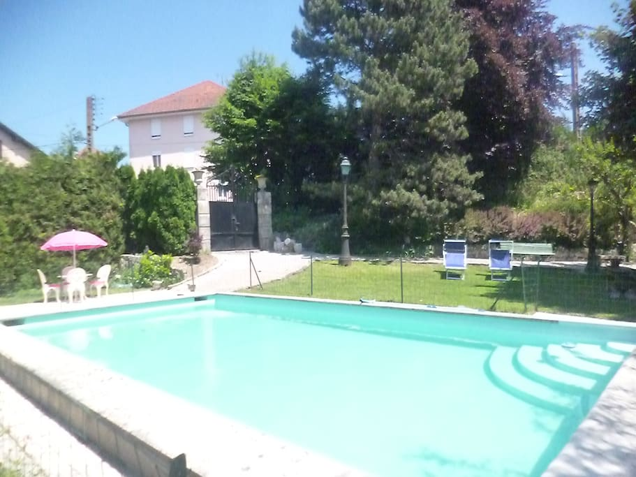 85m2 cv piscine 4 pers proche h pital appartements for Piscine franche comte