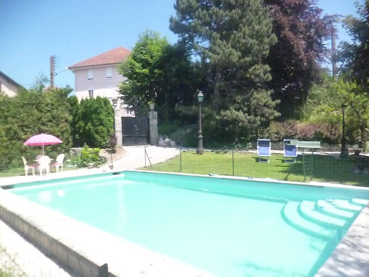 Appartement, 4 personnes, piscine, centre ville