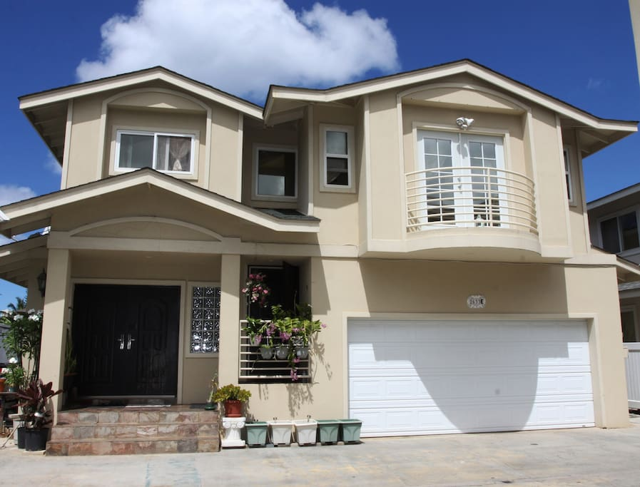 2 br 5 mins dr to waikiki beach houses for rent in for Hawaii home building packages