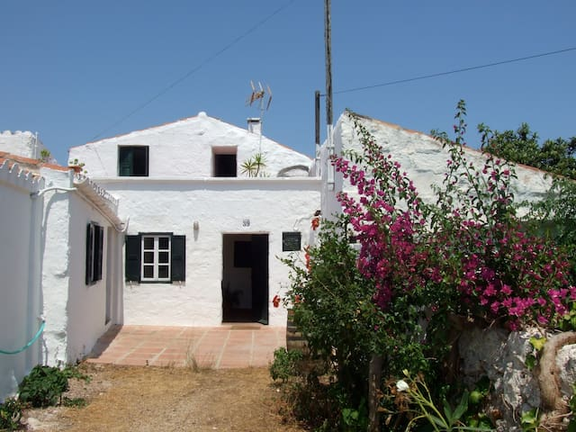 Cottage house in Menorca - Sant Lluís - บ้าน
