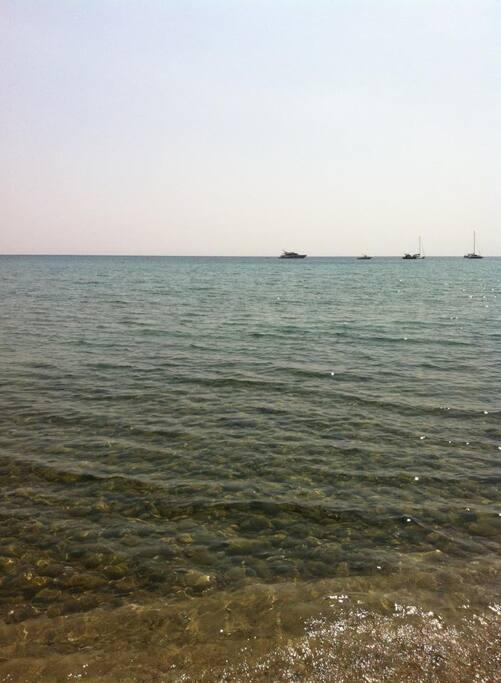 Il Mare Splendido della Costiera Cilentana