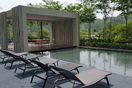 Homestay on the park - Batu 9 Cheras - Apartment