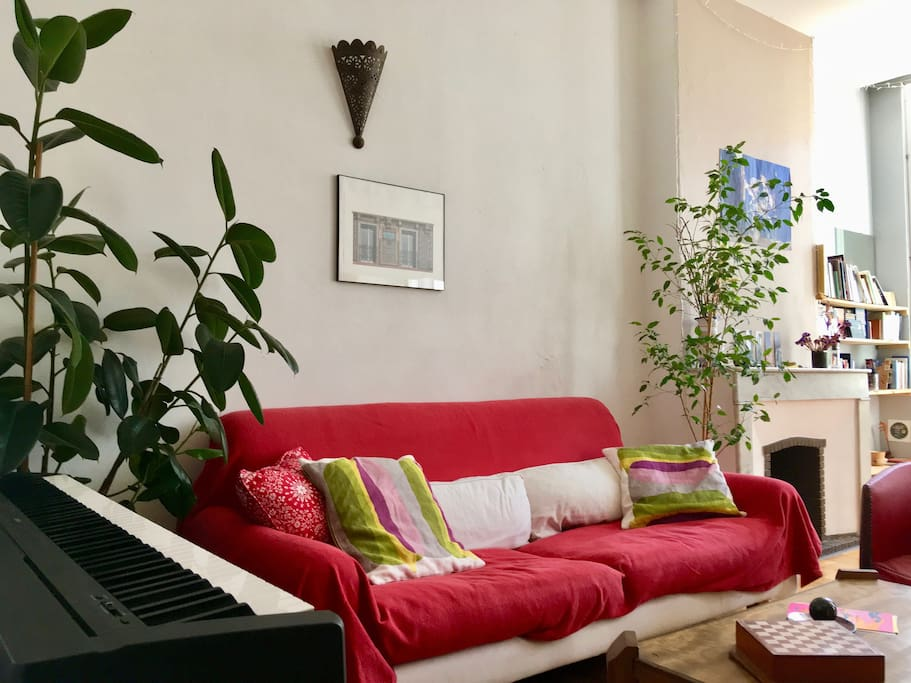 Living room - particular