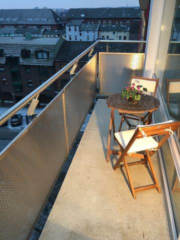 Über den Dächern Hamburgs!  ### Mittwochs 25€ - Hambourg - Appartement