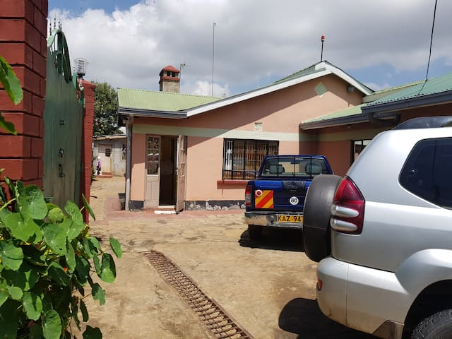 Madaraka guesthouse