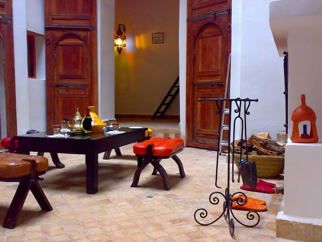 A CHARMFUL RIAD AT THE HEART OF FES - Fez - Casa