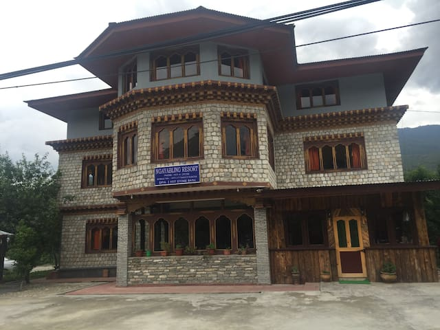 Ngayabling Resort