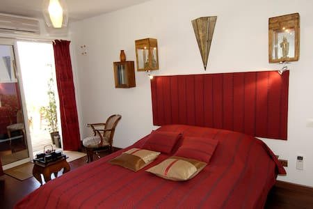 Chambre double de charme - Terre Sainte - Bed & Breakfast