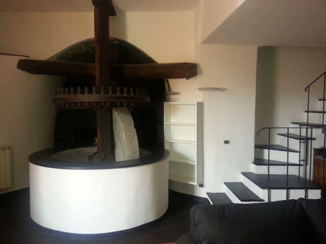 Lavaggiorosso - Huis
