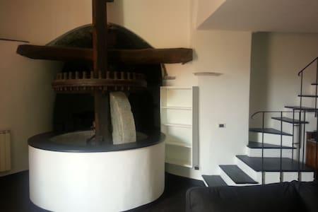 Lavaggiorosso - Dům