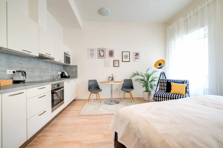 RoomCity Brno Apartments No°22
