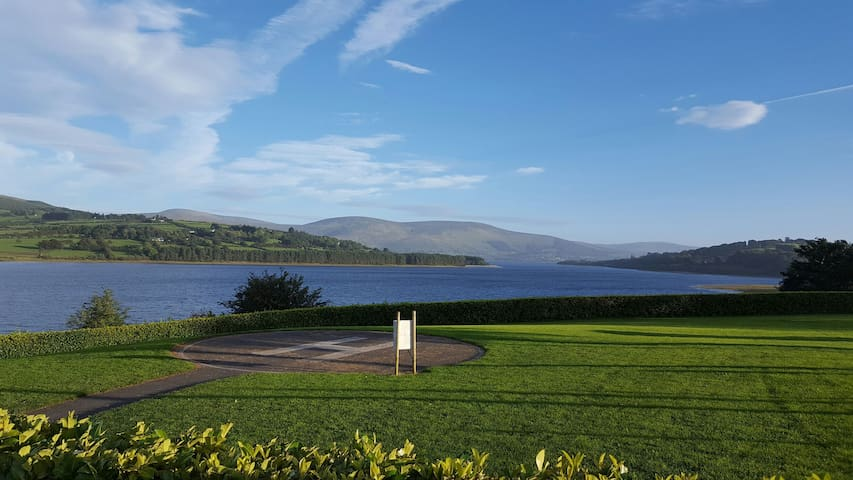 Relaxing double bedroom by the lake - Blessington  - House