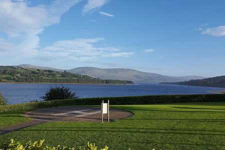 Relaxing double bedroom by the lake - Blessington  - Casa