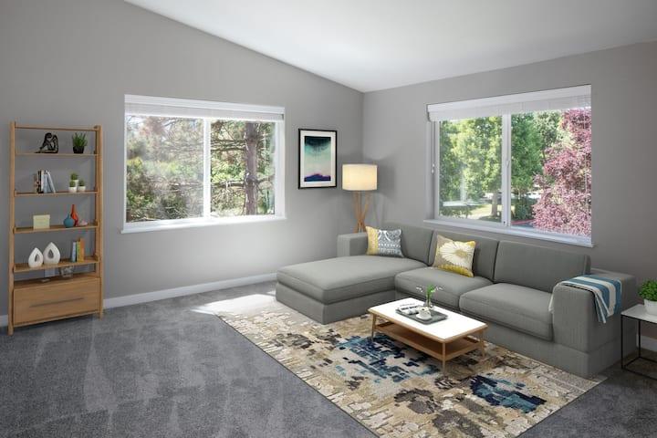 Relax in comfort | 1BR in Eugene