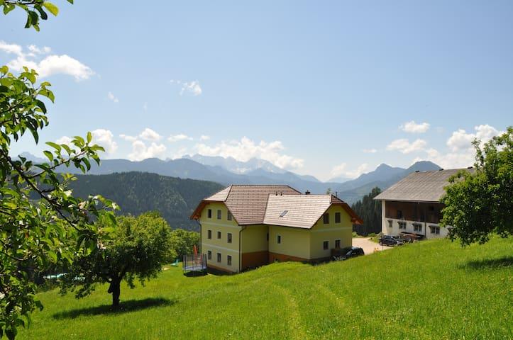 """Urlaub am Bauernhof - Apartment """"Wies´n Gaude"""""""